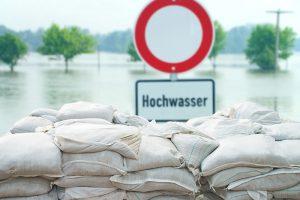 Ob Baugebiete sicher vor Hochwasser sind, lässt sich nicht immer genau sagen.