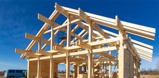 Holz eignet sich besonders für den energieeffizienten Hausbau.
