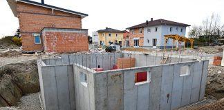 Mögliche Kostenersparnis: Ein Keller kommt unter Umständen deutlich günstiger als ein Obergeschoss.