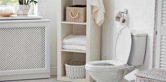 Kann teuer werden: Die Umrüstung einer Stand- auf eine Wandtoilette