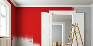 Bei der Auswahl der Wandfarben sollten Sie Qualitätsmerkmale und Preise gut vergleichen.