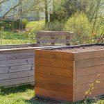 Mit der richtigen Füllung in ihrem Hochbeet schaffen Sie die optimalen Bedingungen für Pflanzen.