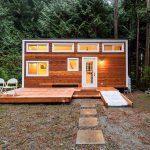 """Gerade für Minimalisten kann ein """"Tiny House"""" die Erfüllung eines Traumes sein."""