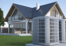 Luftwärmepumpen lohnen sich ganz besonders in gut isolierten Häusern mit einer Niedertemperaturheizung.