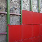 Die vorgehängte hinterlüftete Fassade (VHF) glänzt vor allem durch Diffusionsoffenheit.