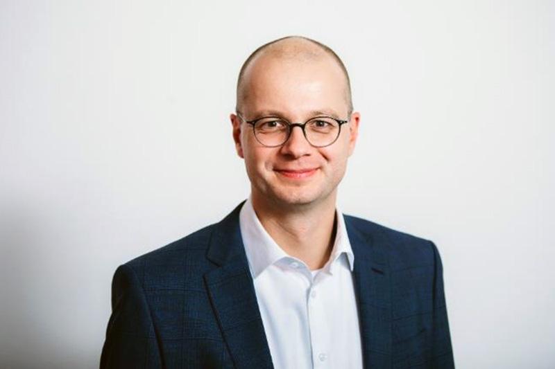 Dr. Matthias Frederichs, Hauptgeschäftsführer des Bundesverbands der Deutschen Ziegelindustrie
